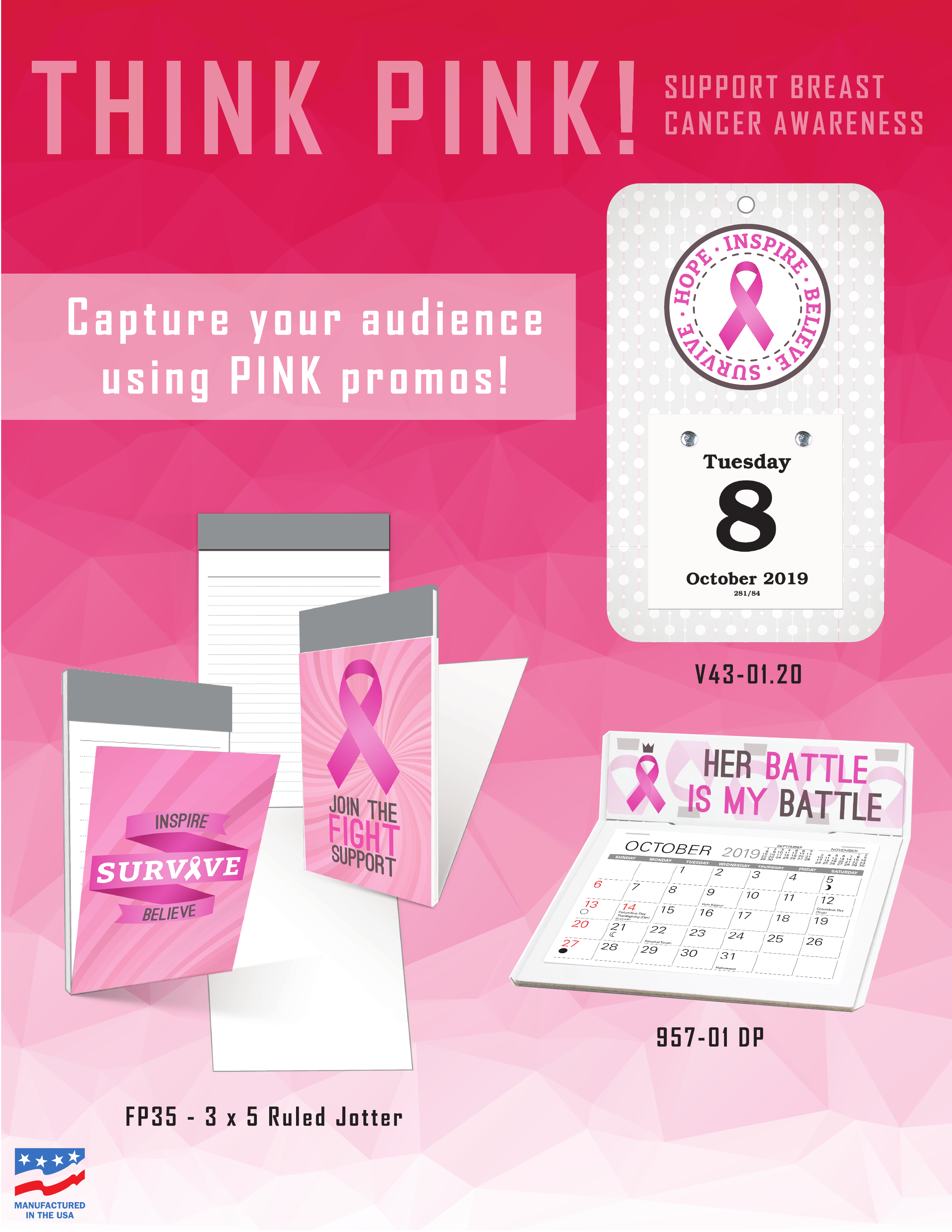 warwick ZOOMcustom ZOOMcatalog Breast Cancer