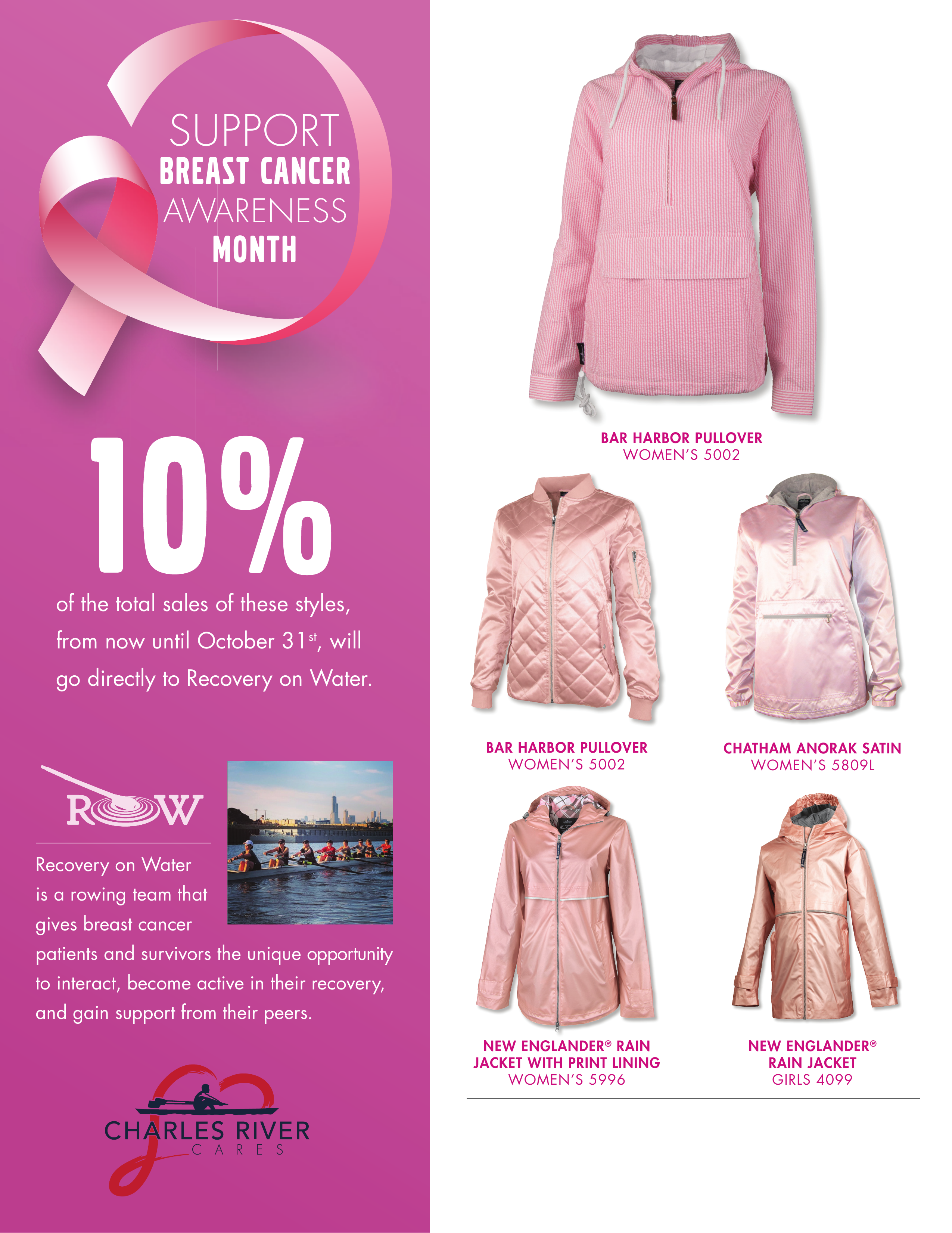 Charles River Breast Cancer ZOOMcatalog ZOOMcustom