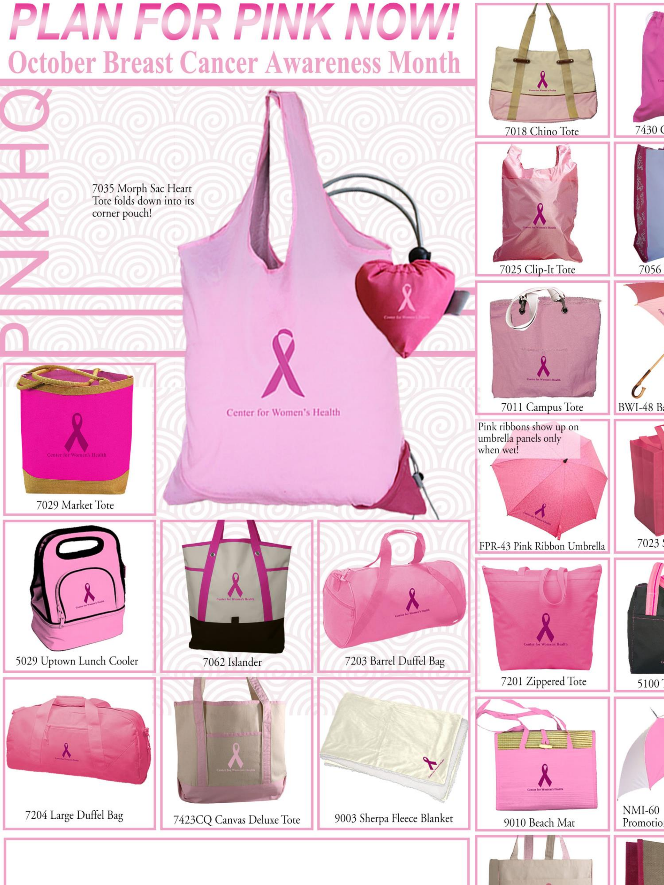 Southern Plus Breast Cancer ZOOMcatalog ZOOMcustom